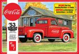 AMT 1144 1953 Ford Pickup Coca Cola