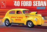 AMT 1088 1940 Ford Sedan OAS