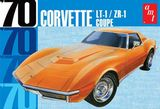 AMT 1097 1-25 1970 Chevy Corvette Coupe