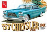 AMT 1100 1-25 1957 Chrysler 300
