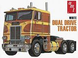 AMT 620 1-25 White Freightliner Dual Drive Tractor