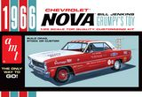 AMT 772 1-25 1966 Chevy Nova-Bill Jenkins