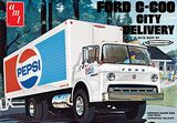 AMT 804 Pepsi Ford C600 City Delivery