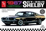 AMT 834 1-25 1967 GT 350 Shelby Plastic Model Kit