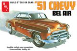 AMT 862 1951 Chevy Bel Air