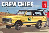AMT 897 1-25 1972 Chevy Blazer Crew Chief