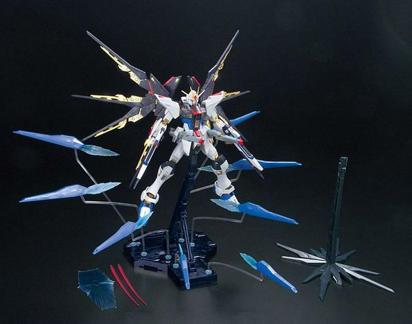 Bandai 100741 Strike Freedom Gundam Full Burst MG