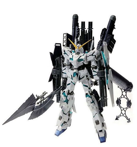 Bandai 172818 RX-0 Unicorn Gundam Full Armor MG