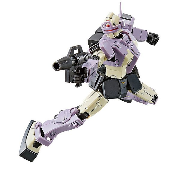 Bandai 5055352 1-144 GM Intercept Custom The Origin