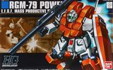 Bandai 145073 RGM-79 Powered GM HG