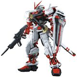Bandai 158463 Gundam Seed Astray Red Frame 1-60 Perfect Grade Model Kit