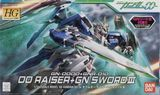 Bandai 160996 OO Raiser And GN Sword III