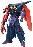 Bandai 5058305 Seltsam Build Divers R Gundam