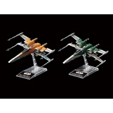 Bandai 5059231 Star Wars X-Wing Fighters Set