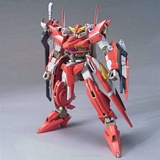 Bandai 5060643 Gundam Throne Zwei HG