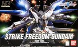 Bandai 134113 1-144 HG Seed-34 Strike Freedom Gundam Model Kit