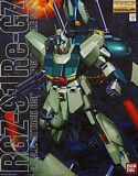BANDAI 103328 RGZ-91 Re-GZ Bandai Master Grade Action Figure