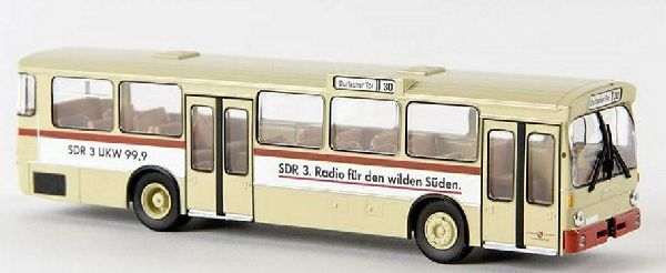 Brekina 50728 Mercedes Benz O 305 City Bus