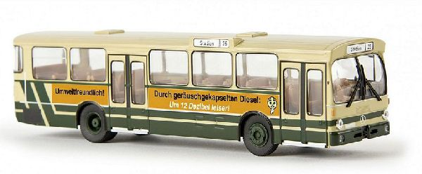 Brekina 50731 Mercedes Benz O 305 City Bus