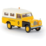 Brekina 13784 Land Rover 109 Open Cab Pickup