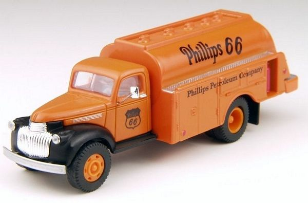 Classic Metal Works 30279 Chevrolet Tank Truck Phillips 66