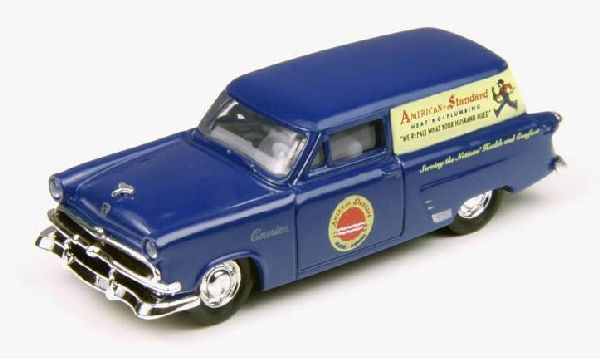 Classic Metal Works 30325 Ford Courier Sedan Delivery Station Wagon