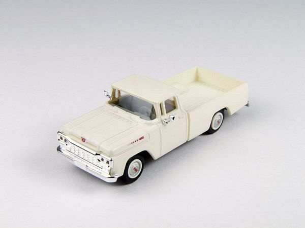 Classic Metal Works 30409 Ford Pickup Truck Corinthian White