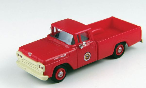 Classic Metal Works 30421 Ford F 100 Pickup Truck Pennsylvania Railroad