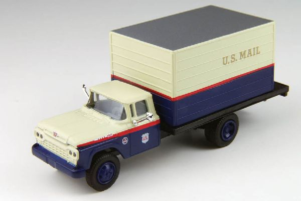 Classic Metal Works 30427 Ford F500 Box Body Delivery Truck