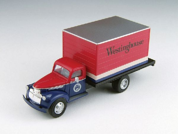 Classic Metal Works 30479 Chevrolet Box Delivery Truck