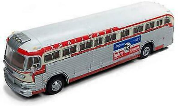 Classic Metal Works 32315 GMC PD 4103 Kennedy Campaign Intercity Bus