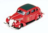 Classic Metal Works 30242 Ford Fordor Sedan Fire Chief