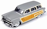 Classic Metal Works 30252 Ford Country Squire Wagon Woodsmoke Gray