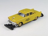 Classic Metal Works 30434 Ford Mainline 4 Door Sedan With Hi Rail Wheels