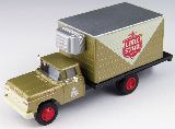 Classic Metal Works 30441 1960 Ford F500 Box Body Reefer Truck
