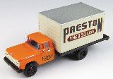 Classic Metal Works 30453 Ford F500 Box Body Delivery Truck