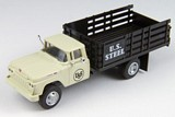 Classic Metal Works 30460 Ford F500 Stakebed Delivery Truck