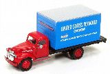 Classic Metal Works 30482 Chevrolet Box Body Delivery Truck