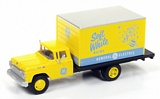 Classic Metal Works 30484 Ford Box Body Delivery Truck