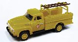 Classic Metal Works 30539 Erie Lackawanna Ford Hi-Rail Truck