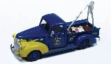 Classic Metal Works 30546 Sunoco Blue Chevrolet Tow Truck
