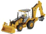 Diecast Masters 85263 450E Backhoe Loader