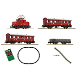 Fleischmann 781701 Rack and Pinion Railway Swiss Starter Set