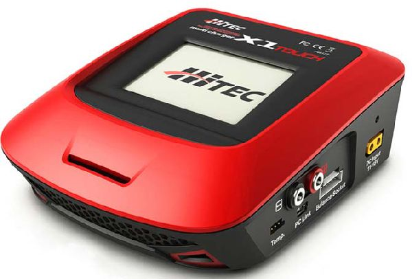 Hitec 44177 X1 Touch AC and DC Multi Charger
