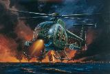 Italeri 0017 AH 6 Night Fox