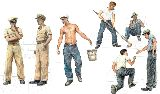 Italeri 5618 PT 109 Crew with Accessories