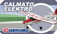 Kyosho Calmato Electric Airplanes Trainers and Sport