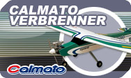 Kyosho Calmato Nitro ARF and RTF Trainers and Sport models