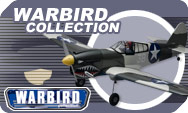 Kyosho Warbird collection airplanes ARF