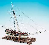 Model Shipways MS2160 Armed Virginia Sloop